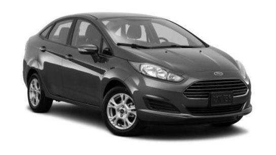 Automobilių nuoma - Ford Fiesta