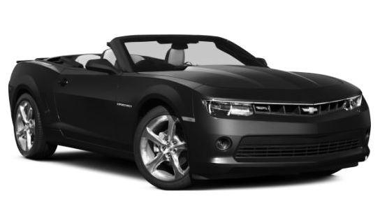 Automobilių nuoma - nuomojamas Chevrolet Camaro Cabrio