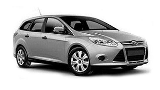 Automobilių nuoma - nuomojamas Ford Focus Wagon