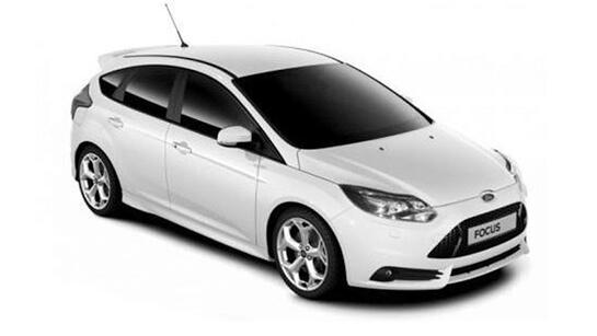 Automobilių nuoma - nuomojamas Ford Focus