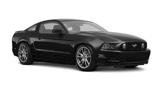 Automobilių nuoma - nuomojamas Ford Mustang