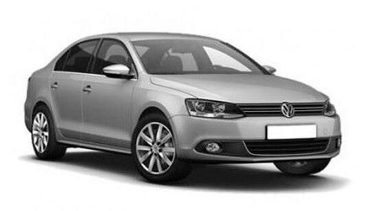 Automobilių nuoma - nuomojamas VW Jetta