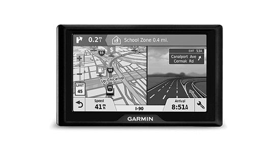 Navigacijos prietaisas - automobilių nuoma